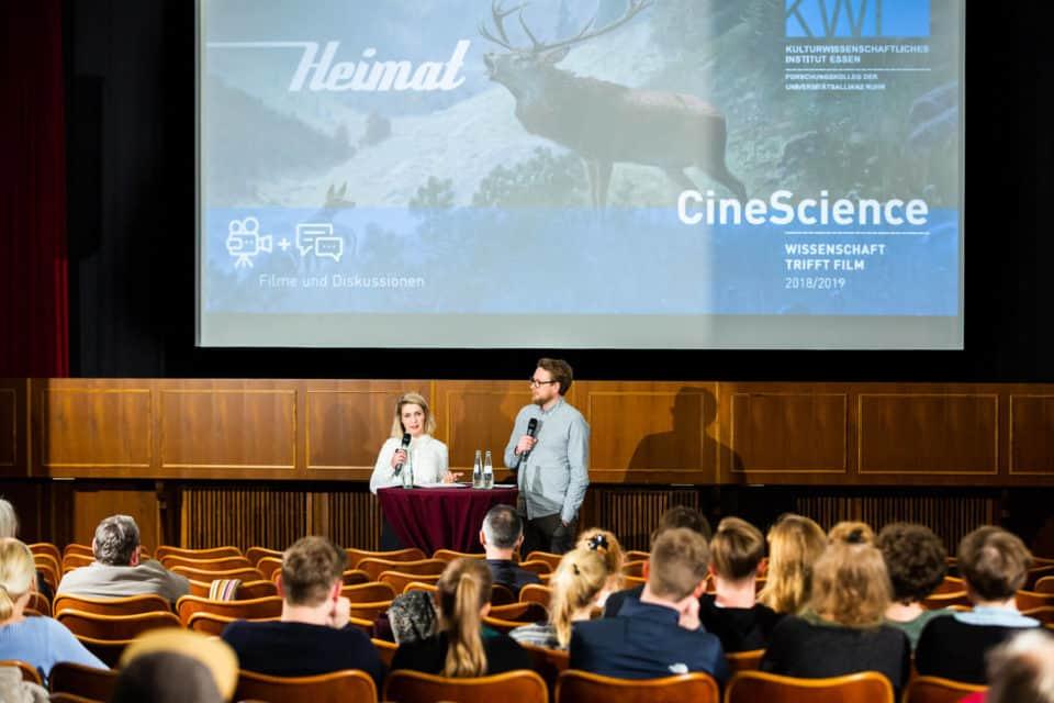 """Der (trans-)kosmische Heimatfilm – Abschluss der CineScience Reihe zum Thema """"Heimat"""""""