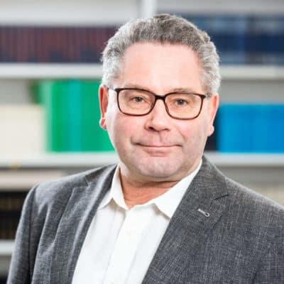 Portrait Apl. Prof. Dr. Friedrich Jaeger
