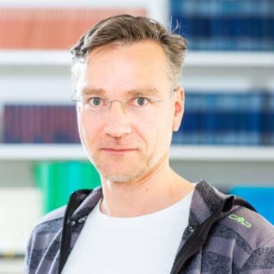 Portrait Oliver Stengel