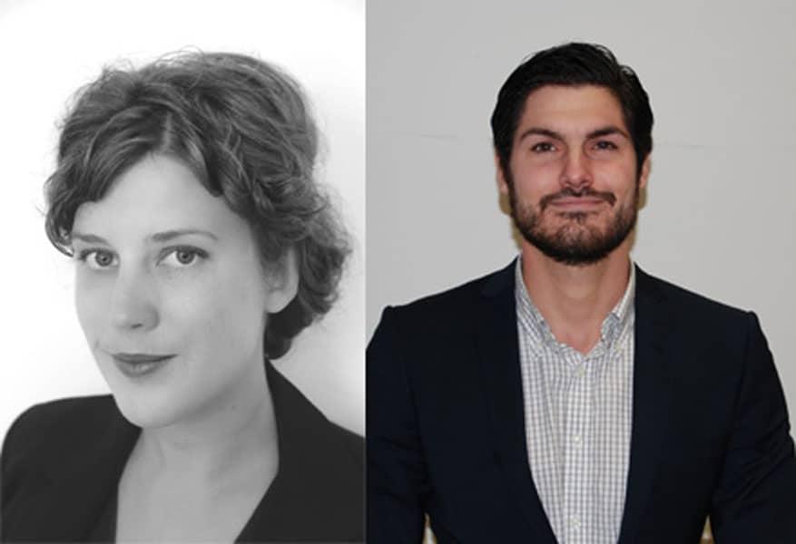 Eva Schauerte und Kevin Liggieri. © privat