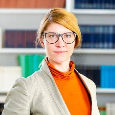 Portrait Nina Verheyen