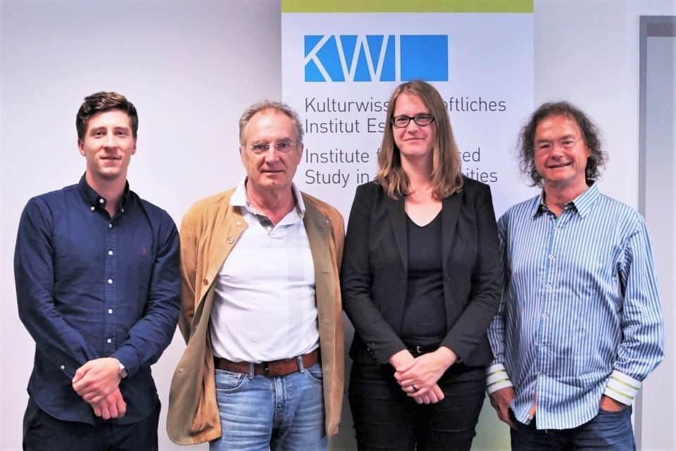 """Tagung """"Ethnomethodologisch forschen"""" mit Thomas Eberle und Andrea Ploder"""