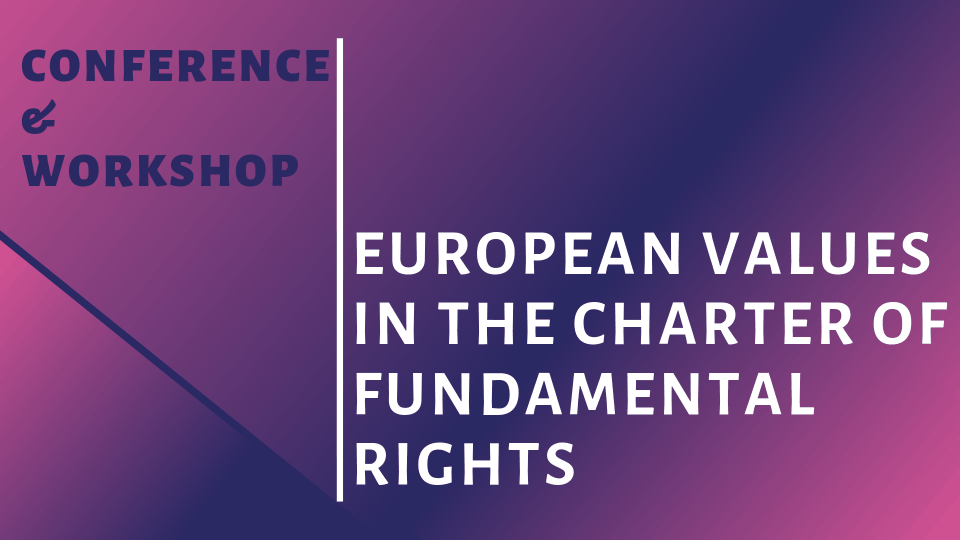 European Values in the Charter of Fundamental Rights