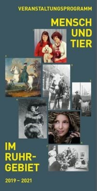 Veranstaltungsprogramm des Arbeitskreises Mensch und Tier im Ruhrgebiet