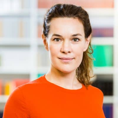 Die Literaturwissenschaftlerin Ines Barner. © KWI, Foto: Muchnik, eventfotograf.in