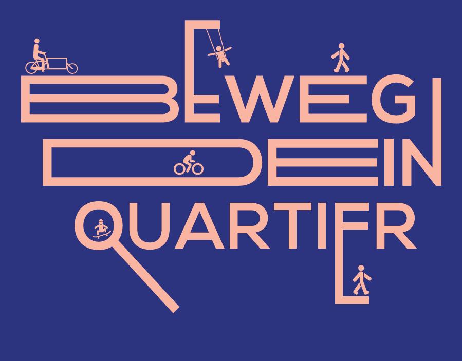 Logo Beweg Dein Quartier