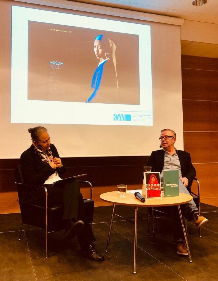 KWI on Tour: Volker Heins am Goethe-Institut Stockholm über Toleranz und Sympathie in Einwanderungsgesellschaften