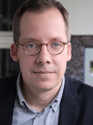 Tim Schanetzky forscht im Wintersemester am KWI