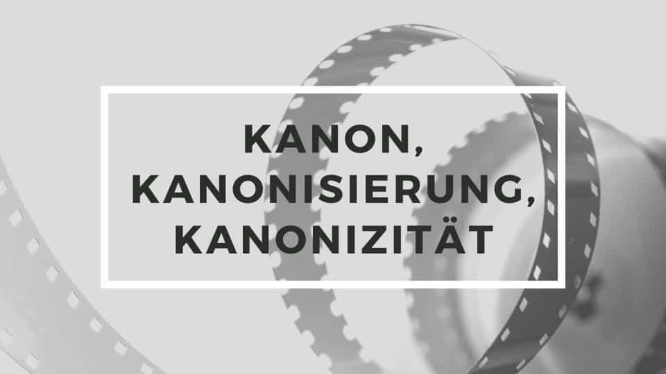"""KWI-Blog: Linda Waack und """"Kanon als das, was man nicht nicht kennen darf"""""""