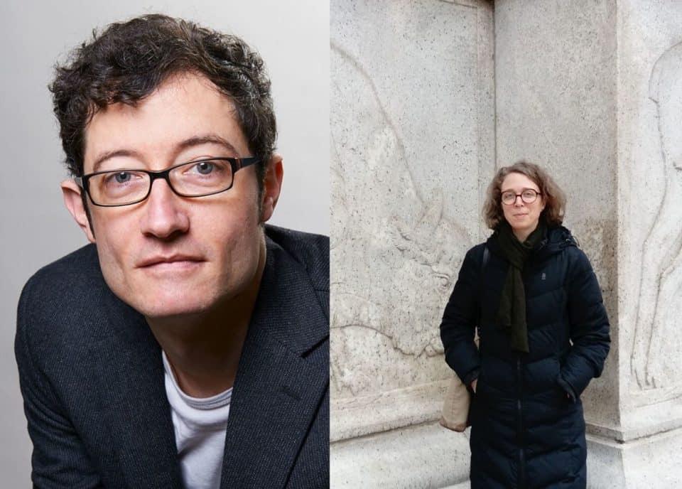 Tobias Schlechtriemen und Sage Anderson sind neu im KWI-Kollegium. © privat