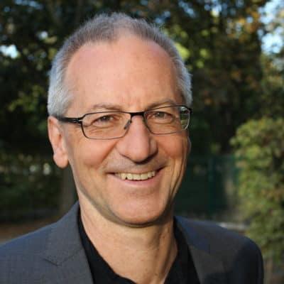 Portrait Prof. Dr. Constantin Goschler