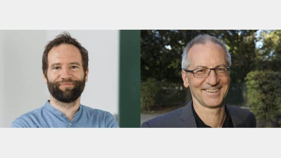 Neu im KWI-Vorstand:  Hannes Krämer und Constantin Goschler