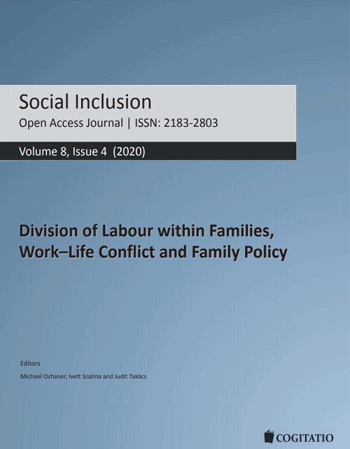 "NEW: ""Social Inclusion"" issue on the division of labour within families with Judit Takács"