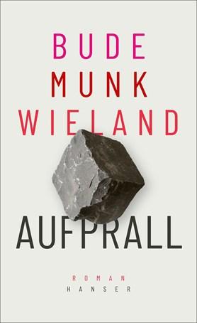 Cover Aufprall Hanser Verlag